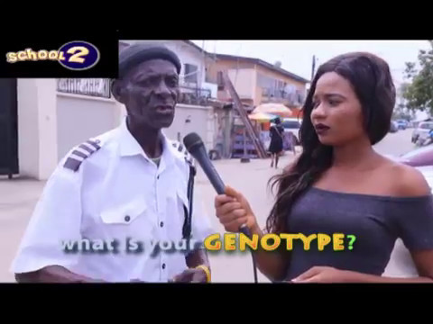 "Watch This Very Funny Video What Is Your ""GENOTYPE"" (SCHOOL2 COMEDY) (Nigerian Comedy)"