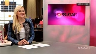Taylor Swift's Latest Honors, The Cast Of The Bling Ring, And More | POPSUGAR Live!