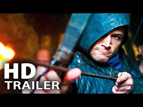 ROBIN HOOD Trailer (2019)