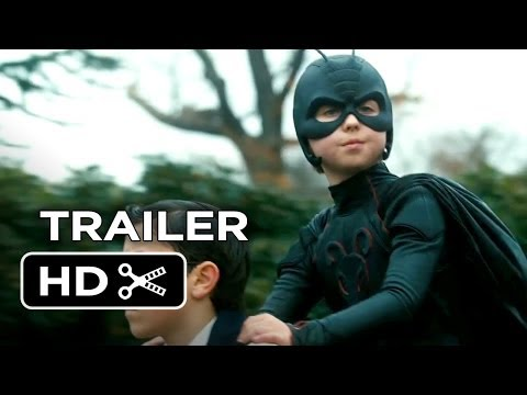 Antboy Official Theatrical 1 (2013) - Danish Superhero Movie HD
