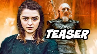 Game Of Thrones Season 8 Teaser - Arya Stark Breakdown