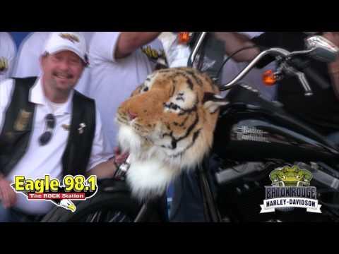 2017 Eagle 98.1 Let Freedom Ride Harley-Davidson Giveaway at Baton Rouge Harley-Davidson