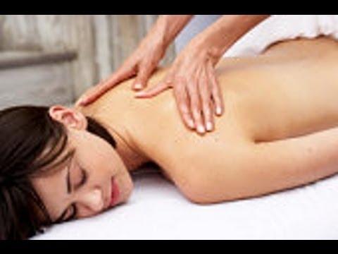 Como dar un masaje