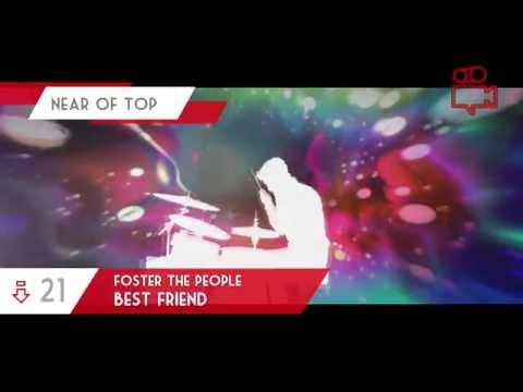 The Top 10 Music Videos «June/Junio» (22/06/2014)