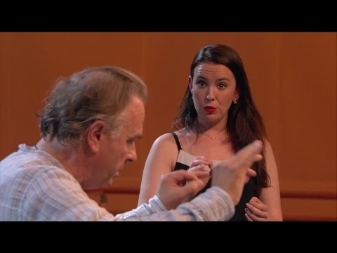 Watch: How to sing Rossini with Mark Elder
