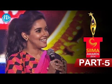 SIIMA 2014 Malayalam Main Event Part 5