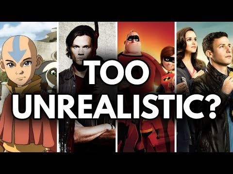 """Does Entertainment Need To Be """"Realistic""""?"""