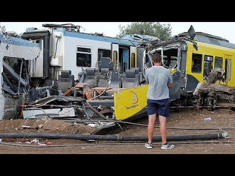 Ιταλία: Με συγγενείς θυμάτων του σιδηροδρομικού δυστυχήματος συναντήθηκε ο Σέρτζιο Ματαρέλα