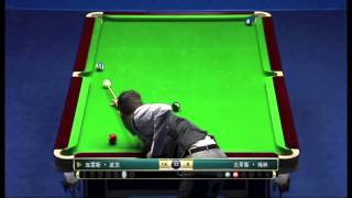 Chinese 8 Ball Masters 2013 - Final (Potts Vs Melling): Part 9