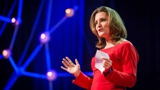 Chrystia Freeland: The rise of the new global super-rich