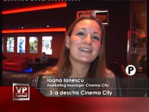 S-a deschis Cinema City