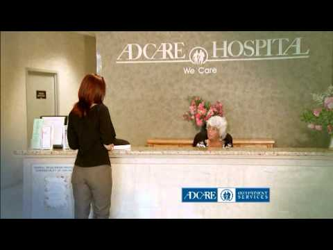 Adcare Hospital Outpatient Alcohol Rehab Services