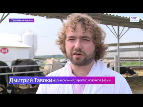 """Роботизированное хозяйство """"Лесные поляны"""", Московская область"""