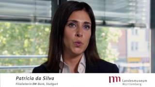 Patricia da Silva, Filialleiterin bei der BW-Bank in Stuttgart