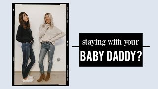 Should You Stay with Your Baby Daddy? w/ Alexi Wasser | DBM #68 by Meghan Rienks