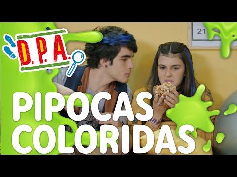 PIPOCAS COLORIDAS | D.P.A. 14a TEMPORADA | Mundo Gloob
