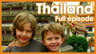 Travel With Kids: Thailand - Jungles And Elephant Adventure