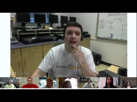 EduOnAir: Eric Griffith, Formative und summative Beurteilungen Google Style Google+ Hangout