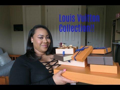 Louis Vuitton SLG + Accessory Collection 2018!