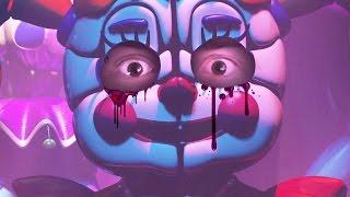 САМАЯ ЖУТКАЯ ЧАСТЬ - Five Nights At Freddy's: Sister Location #1 - Ночь 1, 2