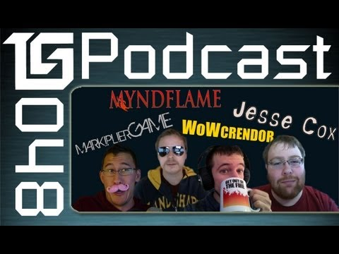 Myndflame - This weeks podcast is hosted by WoWCrendor featuring Markiplier, Myndflame and Jesse Cox! Injustice