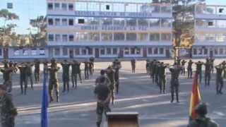 Instruccion Militar