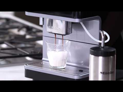 The Miele CM6 Fully Automatic Espresso Machine | Williams-Sonoma