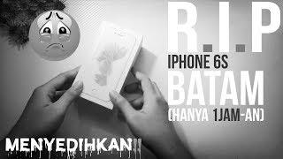 Video CurhatHP - Menyedihkan, iPhone 6s dari Batam 1jam-an RUSAK MP3, 3GP, MP4, WEBM, AVI, FLV September 2017