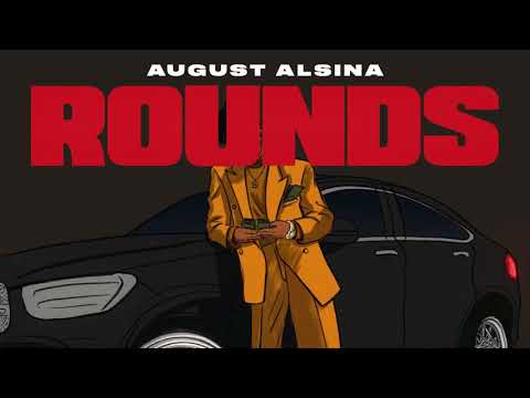 August Alsina - Rounds (Visualizer)