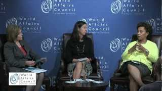 Abby Maxman And Barbara Lee On Fighting A Drought (Crisis In The African Sahel) Highlight