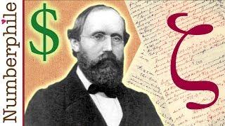 Riemann Hypothesis - Numberphile