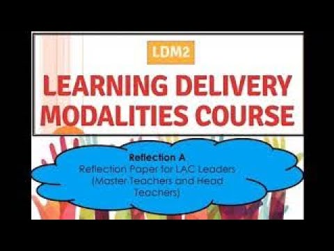 LDM2 Reflections for LAC Leaders