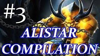 LMHT: Alistar trâu húc thế nay thì ai chịu nổi