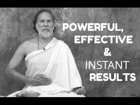 meditation techniques - http://siddhayatan.org/subscribe Acharya Shree Yogeesh conducts his first online video tutorial which covers a breathing technique called kapalbhati. He desc...