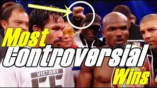Video The Most Controversial Wins In Boxing History/Most Undeserved Wins MP3, 3GP, MP4, WEBM, AVI, FLV Desember 2018