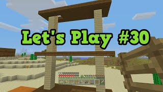 Minecraft TU35 Lets Play #30 - CAT TOWER Build