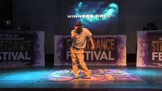 Hoan & Dandy & J.One (Winners Crew) – 2015 JINJU SDF Street Dance Festival GUEST SHOW