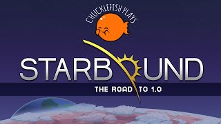 Join Tiy, Jay and Molly for an impromptu Starbound stream!Last night, we showcased some of the latest changes and additions to Starbound and answered questions from viewers ahead of the big 1.0 launch.Follow us on Twitch: https://www.twitch.tv/chucklefishliveAnd keep up with the latest Starbound news on social media:Facebook: https://www.facebook.com/pages/Starbound/220483464714766Twitter: https://twitter.com/StarboundGameDeveloper Blog: http://playstarbound.com/blog/'Til next time!