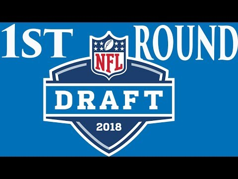 2018 Full First Round Mock Draft  NFL