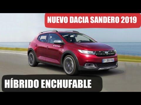 Nuevo DACIA Sandero HÍBRIDO 2019. Lo que sabemos hasta ahora.