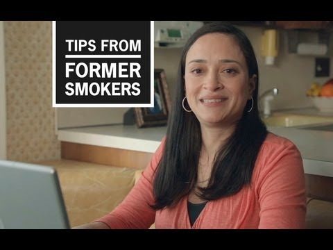 You can quit smoking! This inspiring TV ad features three people who successfully quit smoking after many years. They share their practical tips on how to quit for good in this ad from CDC's Tips From Former Smokers campaign.