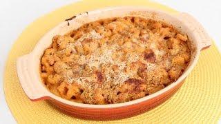 Chorizo&Pepper Jack Mac&Cheese Recipe - Laura Vitale - Laura In The Kitchen Episode 745