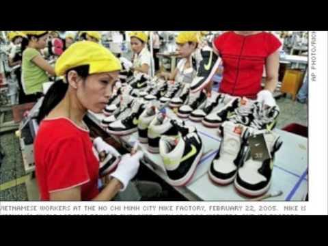 Nike Sweatshops video: the truth