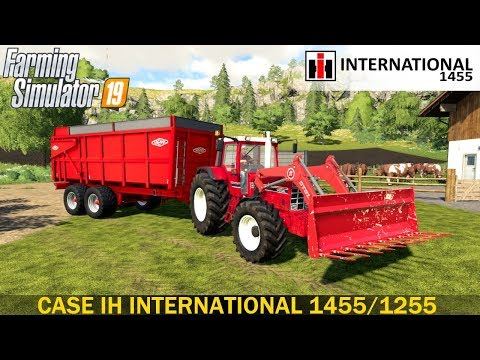 Case IH International 1455 / 1255 v1.0