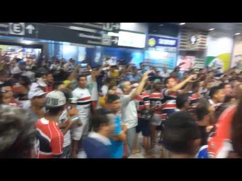 P10 - AeroCoral 08/11/2015 - Portão 10 - Santa Cruz