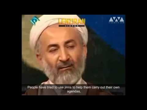 A mullah at Tehran University told Iranians on official TV that Jews use jinns, or genies, for espionage. Young Iranians laugh, and cry, when they hear such things.