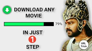 Video How to find Direct Download link of any movie | URL trick download in MP3, 3GP, MP4, WEBM, AVI, FLV January 2017