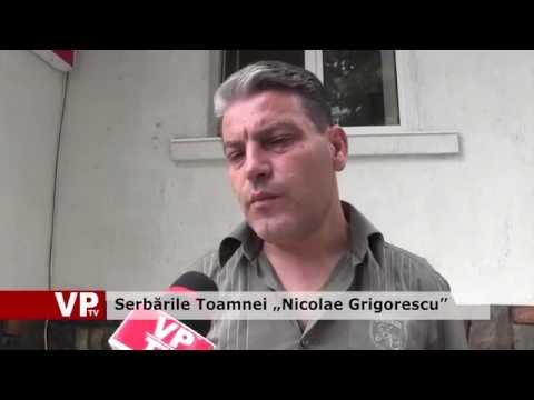 """Serbările Toamnei """"Nicolae Grigorescu"""""""
