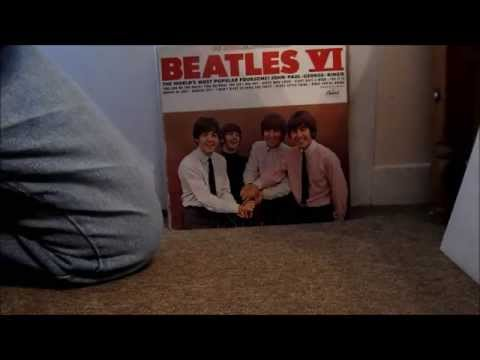 Beatles Records Collection