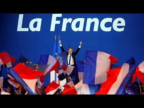 Οι ευρωπαϊκές ελπίδες μετά την πρωτιά του Εμανουέλ Μακρόν